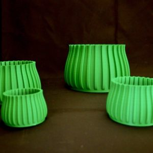 Recycled 3D printing filament