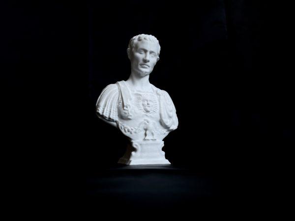 Recycled 3D printing filament Nefila PETG White